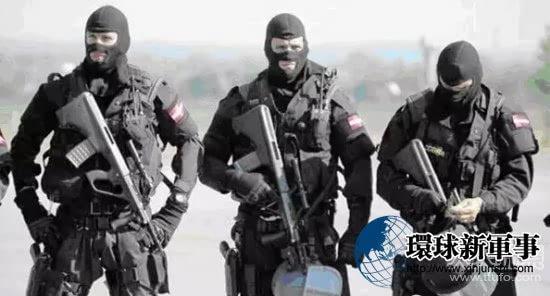 2015年世界十大特种部队最新排行