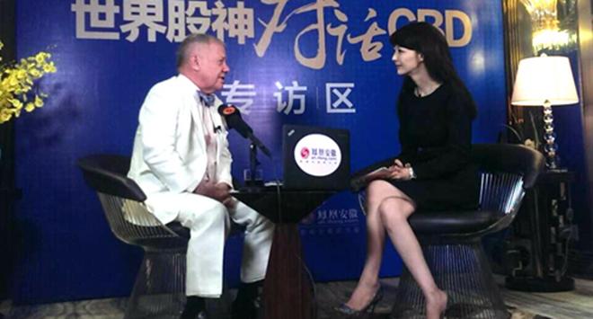 罗杰斯:股神畅聊中国股市