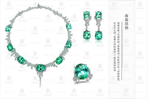 caroline sieber,lohralee astor等国内外明星提供专属的高端珠宝设计