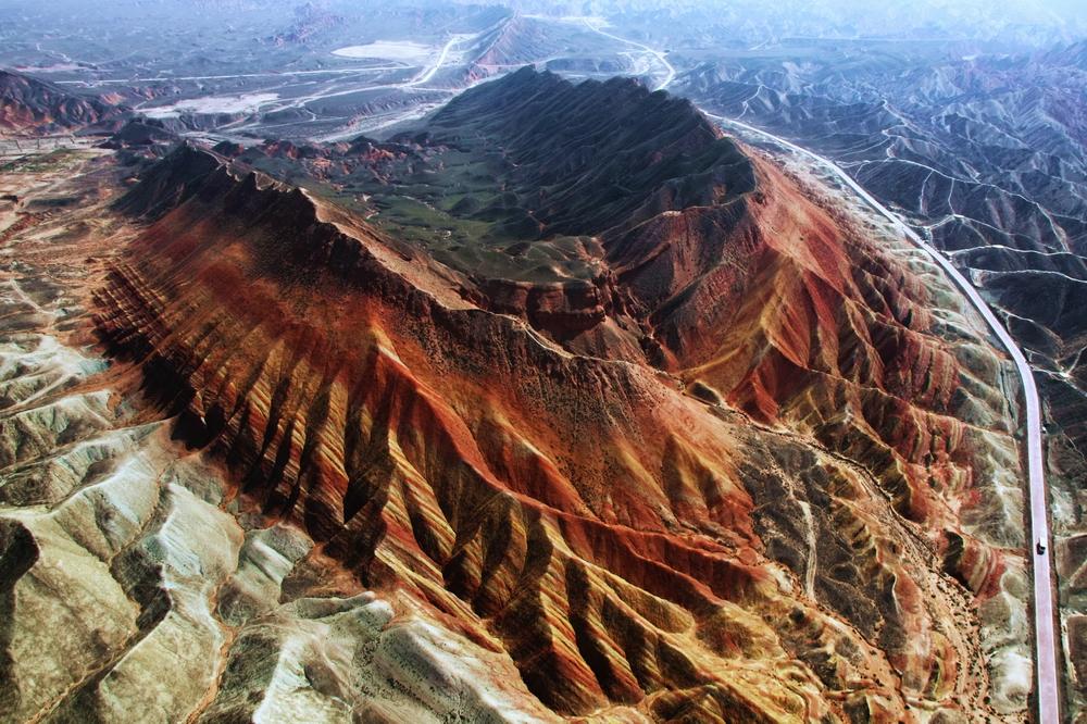 甘肃张掖丹霞地质公园旅游攻略