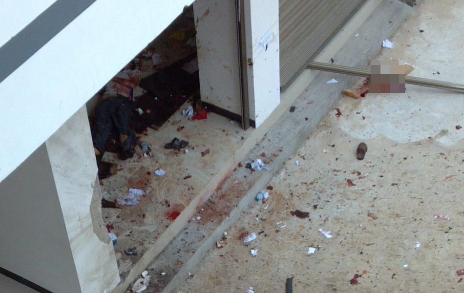 云南巧家社区服务中心发生爆炸案 致3死14伤