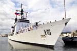 【4月8日】菲出动最大军舰围堵中国渔民