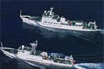 【4月22日】中国撤回两舰船 一艘海监船留守