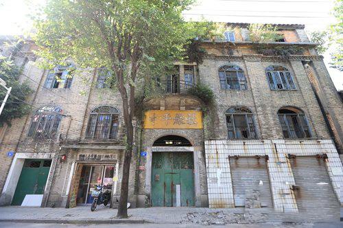 上下杭历史建筑被拆毁 省文物局核查老建筑