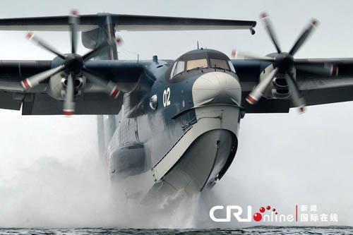 日本拟售印us-2两栖作战飞机