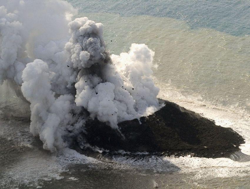 据悉,西之岛位于小笠原群岛父岛以西130公里左右,是一座无人岛.