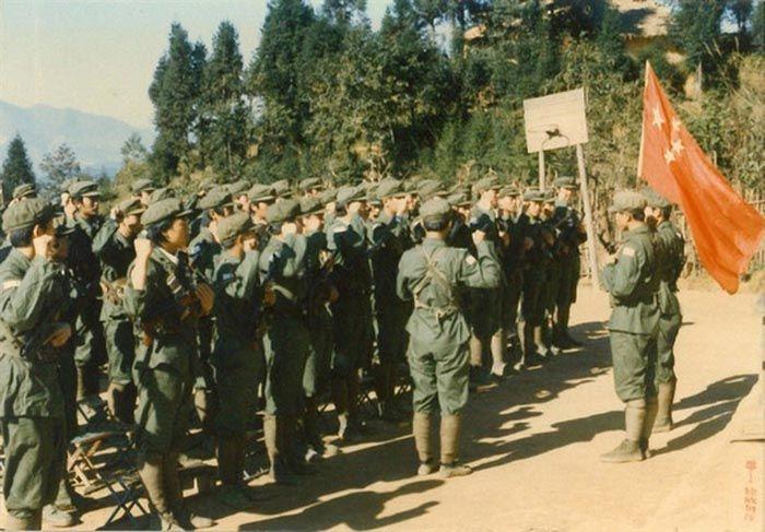 """第6侦察大队出发前向祖国宣誓遇到意外怎么办?拉响""""光荣弹!"""