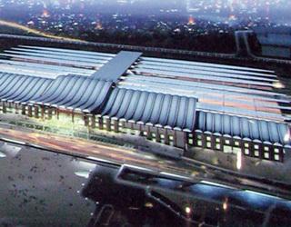 济南西客站规划效果图-济南西部新城区 未来值得期待的泉城新名片高清图片