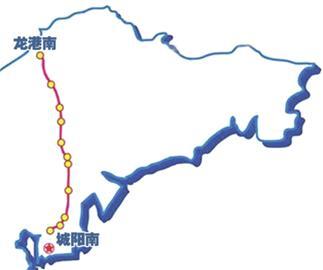 济青高铁二次环评 全长改为307公里图片