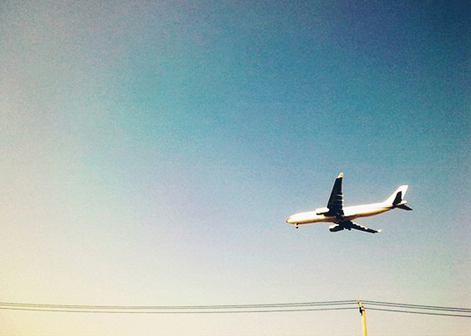 赶飞机记--意林杂志的博客--凤凰网博客