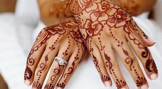 最奇艳的印度女人手绘(组图) - 月落台阁 - 月落台阁