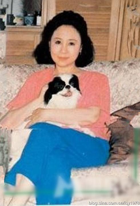 琼瑶阿姨年轻时的生活照曝光(图)