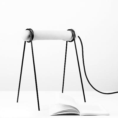 一个简单的组装台灯设计