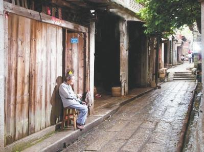 老街永宁石狮:梦回千年古卫城美食作文面臊子羊肉图片