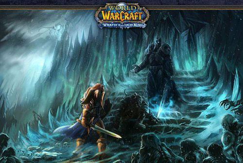图为:魔兽世界游戏界面图-暴雪与网易续签魔兽世界大陆运营权 为期