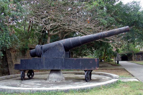 海口秀英炮台