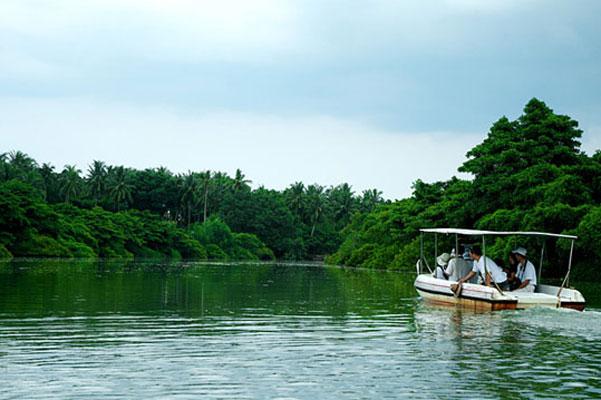 东寨港红树林自然保护区