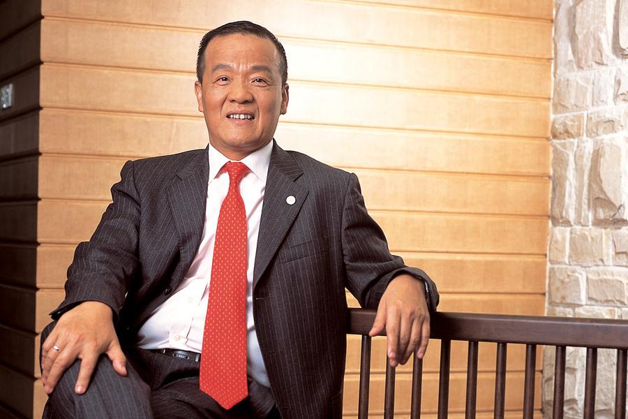 创意的董事长:马明哲 马明哲,中国平安保险股份有限公司董事长