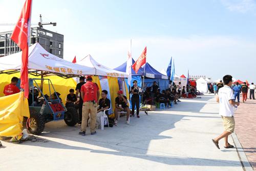 巴哈大赛今正式开赛 33支战队仅1所民办职业院校