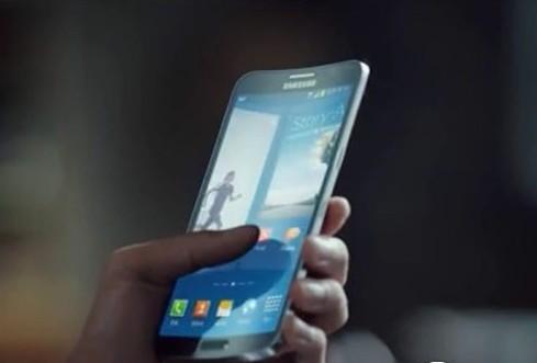 三星计划2015年推出可折叠屏幕智能手机(图)