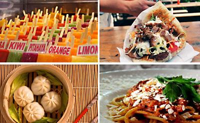 """和美食去旅行 盘点不能错过的""""国宝级""""美食"""