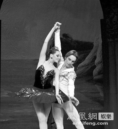 芭蕾舞天鹅湖舞蹈视频