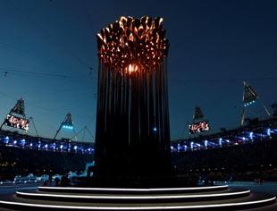 伦敦奥运闭幕 闭幕式成音乐派对