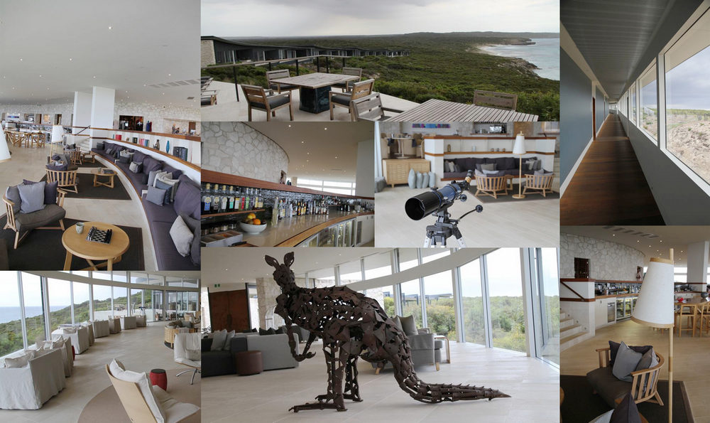 澳大利亚奢华酒店Southern Ocean Lodge