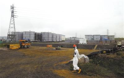距离福岛核电站事故发生已有将近两年半,距离反应堆封堆和污染清理