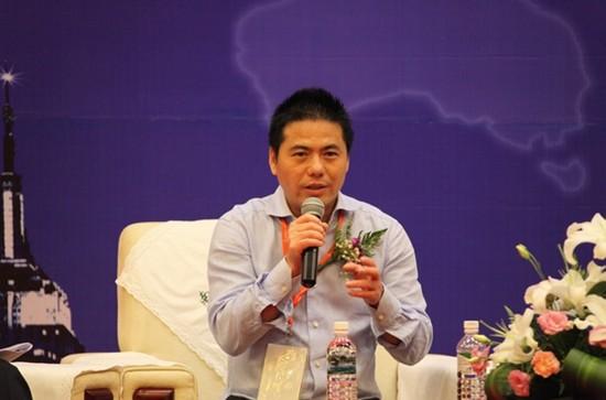 蒋锡培出席第八届中国彼得·德鲁克高层管理论坛