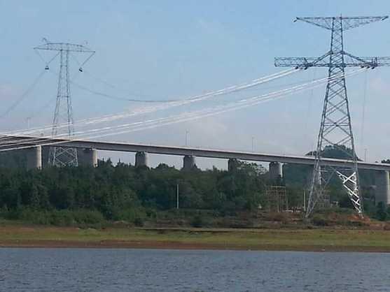 浙江金华800千伏特高压直流输电线路工程进入