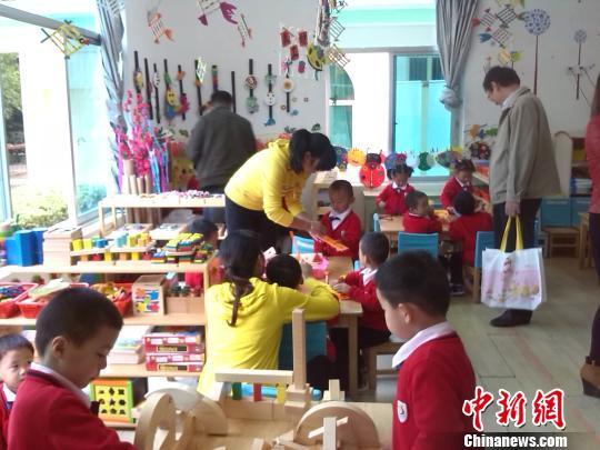 幼儿园结构游戏的实施 课程