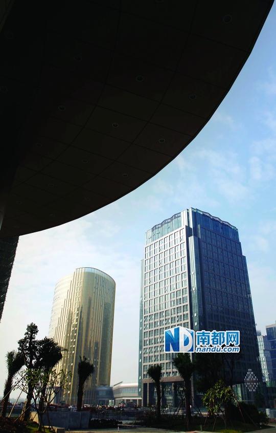 """美的将进驻智慧新城""""金色大楼"""""""