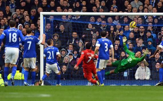 Goal 英超第12轮前瞻:埃弗顿 vs 利物浦