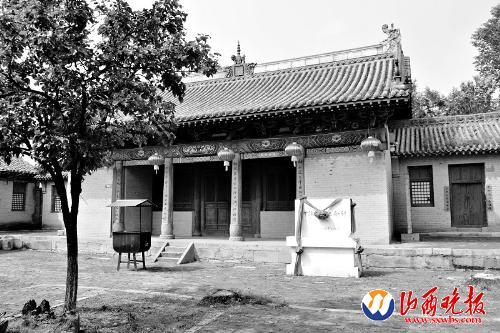 山西高平炎帝陵:当地发现国内最早的炎帝陵碑
