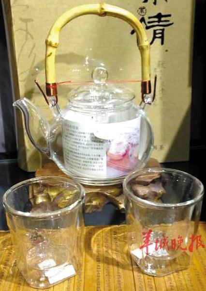 茶具清洗步骤图解