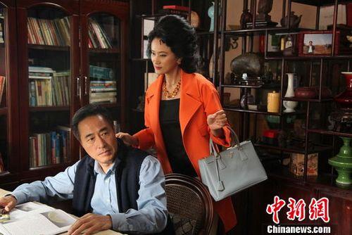 张小磊求杨立新复婚。