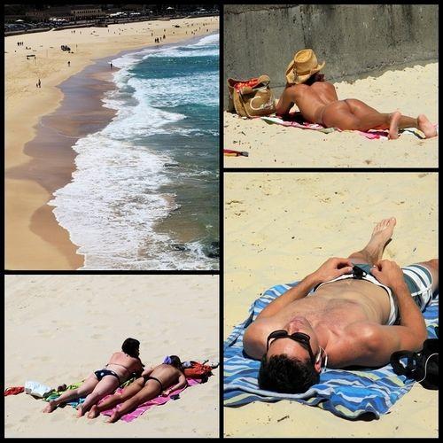 不知火舞沙滩狂野