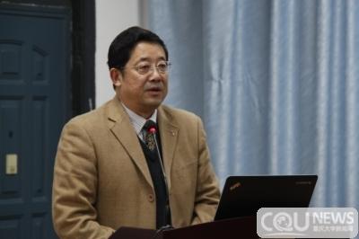 """学校全职引进""""长江学者"""",""""杰青""""刘汉龙教授担任土木学院院长"""