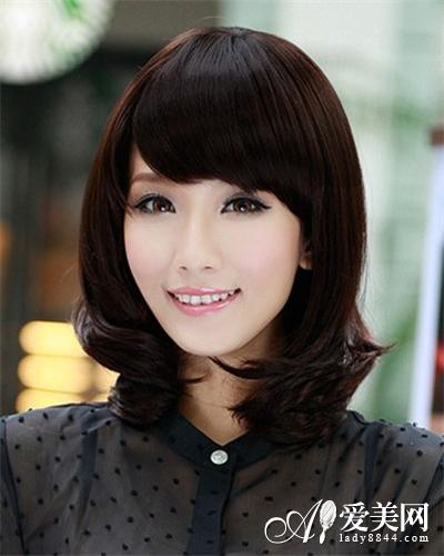 韩式女生短发烫发 减龄俏丽展魅力|烫发|发型_凤凰时尚