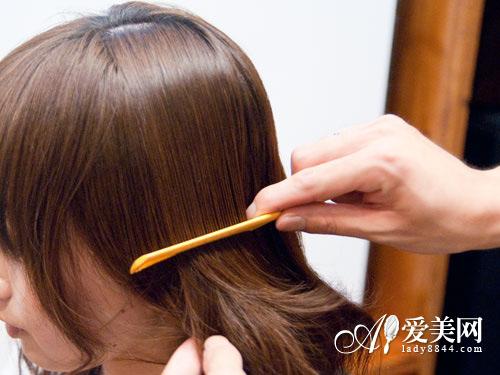 超简单扎发教程图解|编发|头发