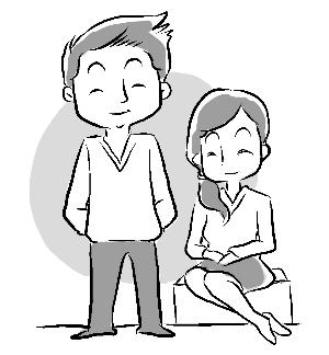 动漫 简笔画 卡通 漫画 手绘 头像 线稿 300_324