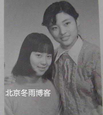 央视主播周涛17年前清纯照 资料图
