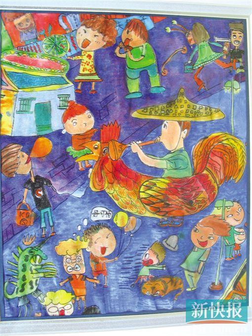 儿童画 510_680 竖版 竖屏
