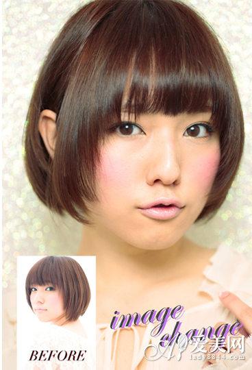 还等什么,赶紧看看这几款减龄修颜的方脸适合的发型吧.图片