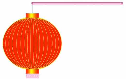 灯笼球的折法步骤图解