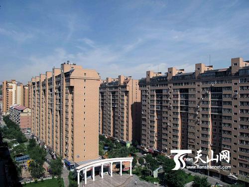1月份乌鲁木齐新建商品住宅价格涨幅平缓
