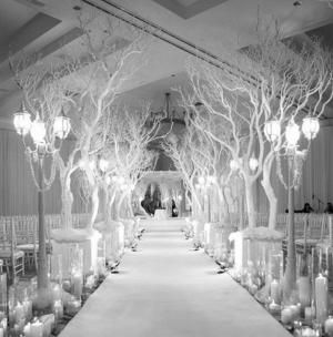 如何布置婚礼现场