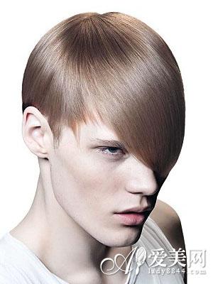 男生短碎发发型图片一:-男生短碎发图片 引领欧美时尚风潮