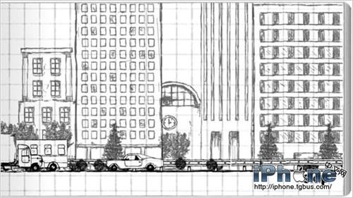 方格纸上的手绘小清新《小球回家》评测